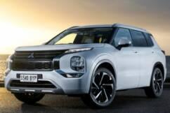 Mitsubishi's new generation Outlander SUV around the corner
