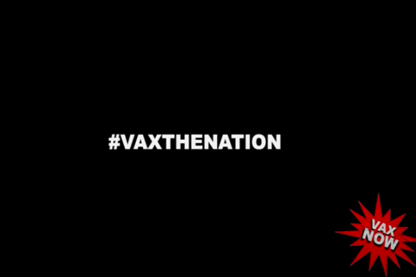 Article image for #VaxTheNation ad campaign targets young Australians 'on the fence'