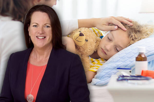 Article image for Australia's chief nurse 'states the facts as they are' on COVID in children