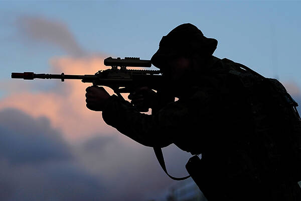 Article image for A 'new dawn' for the SAS as leadership overhauled