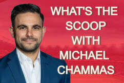 What's the scoop with Michael Chammas