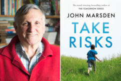 Let kids take risks: Author's crusade against education's 'cold-blooded' bureaucrats