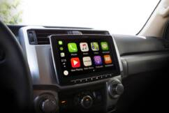 Touchscreens – great technology or do they make driving less safe?