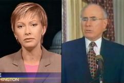 'Lethal, horrifying': The moment time stopped for John Howard and Deborah Knight