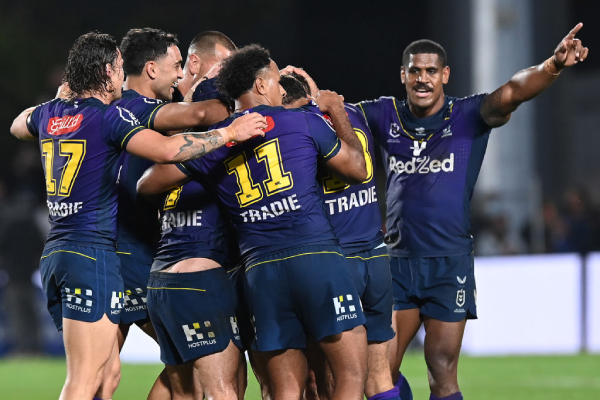Article image for 'Pretty hard team to stop': Storm gearing up for Saturday's preliminary final