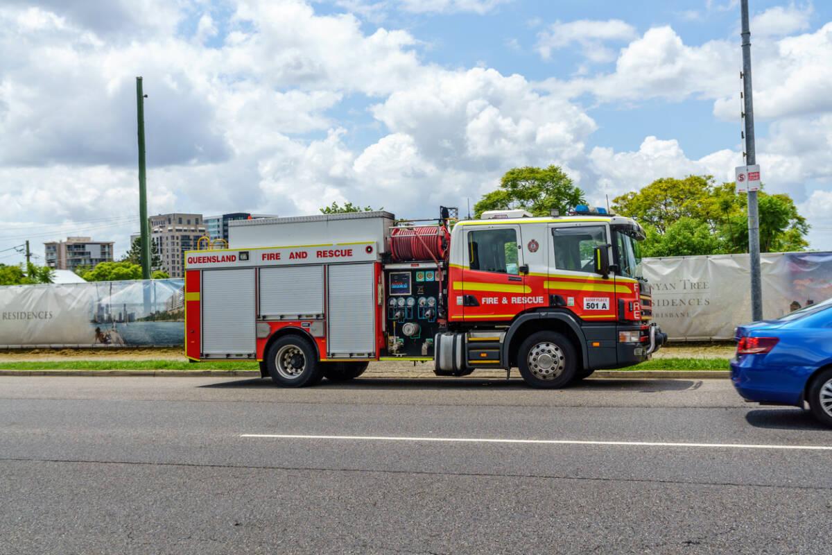 Article image for Smoke haze blankets parts of Brisbane, Gold Coast