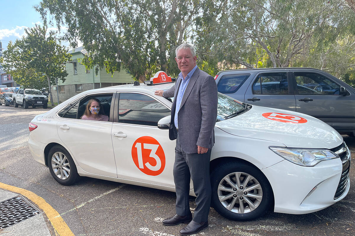Article image for 13cabs declares war on Uberto 'level the playing field'