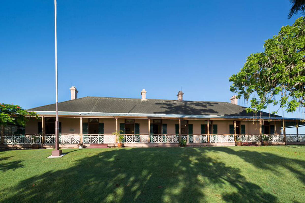 Article image for Brisbane's oldest house to receive $5.5 million facelift