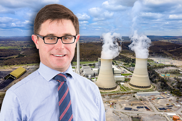 Article image for Nationals put coal industry jobs at forefront amid net-zero pressures