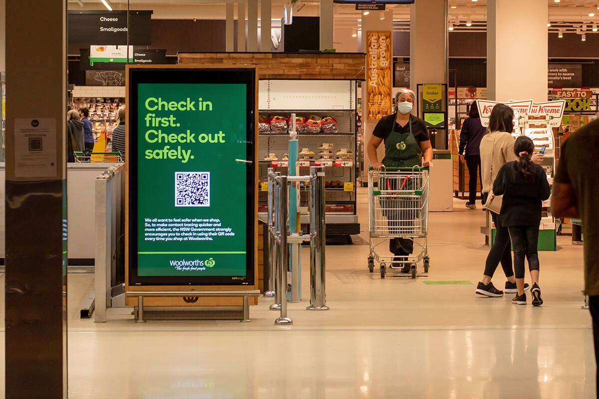 Article image for Supermarket confusion: 4BC listeners raise alarm on contract tracing