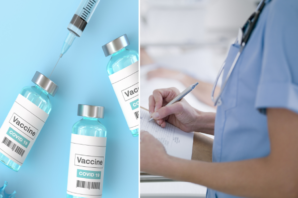 Article image for Impacts on health workforce not yet known as vaccination deadline looms