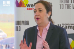 'Melodramatic demand': Premier calls for apology from Greg Hunt