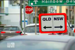 Mixed reaction to new Queensland-NSW border bubble