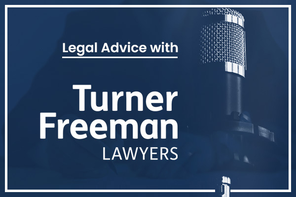 Article image for Legal advice with Turner Freeman: Wills & Estates