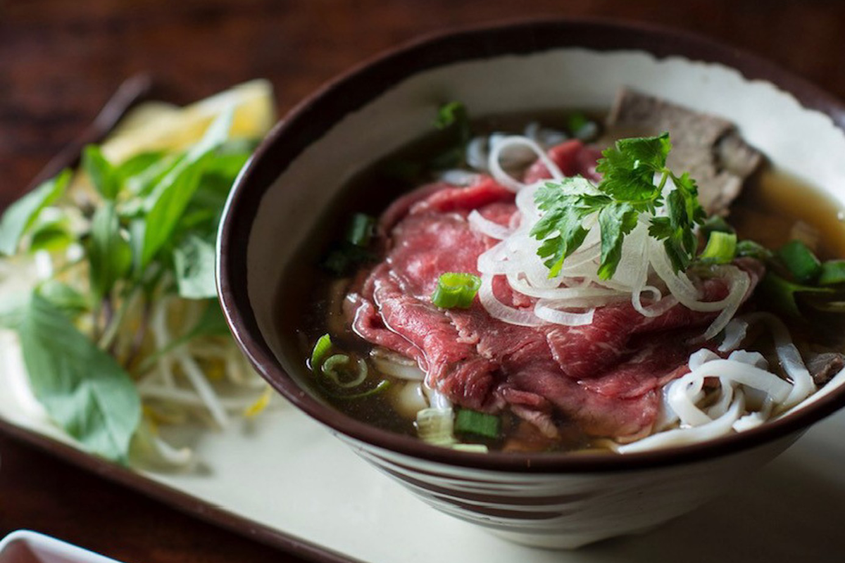 Article image for Chef shares mouthwatering pho recipe from Fat Noodle