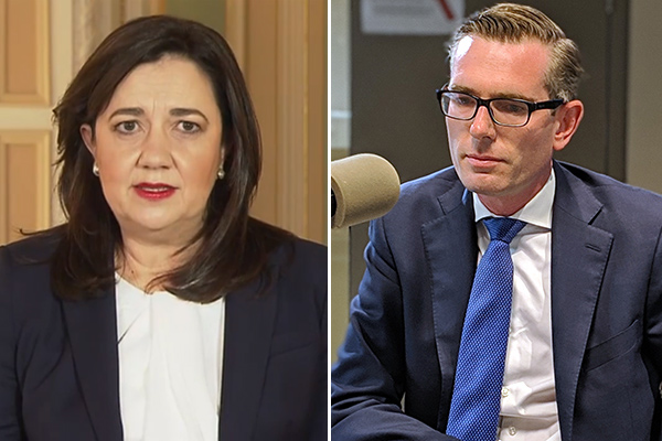 Article image for New NSW Premier to 'catch up' with QLD Premier in bid to heal relationship