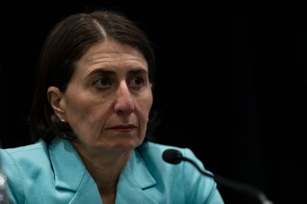 Article image for Gladys Berejiklian quits as NSW Premier