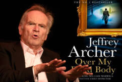 Lord Jeffrey Archer: Over My Dead Body