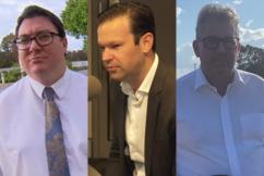 Three Queensland MPs at heart of Nationals net zero deadlock