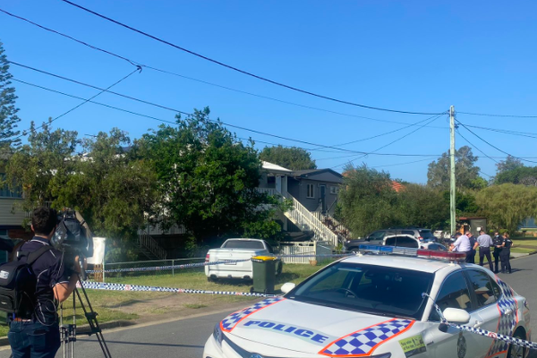 Article image for Homicide investigation underway after man found dead in Cannon Hill