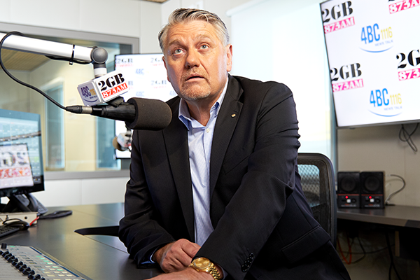 Article image for 'A man of substance': Ray Hadley defends elevation of senior bureaucrat