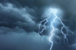 'Unsettled' week ahead with more wild weather on the way
