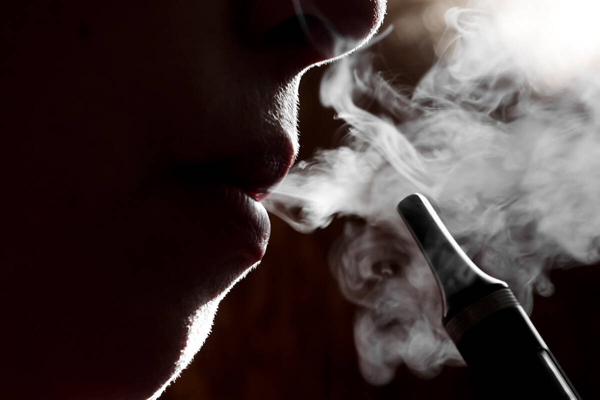 Article image for 'Alarming' spike in vape use could herald return of smoking
