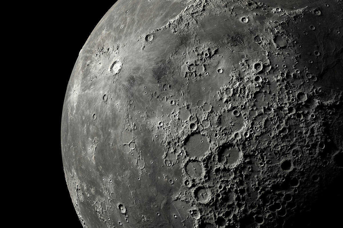 Article image for The final frontier: Australian-made rover to help humans inhabit the moon