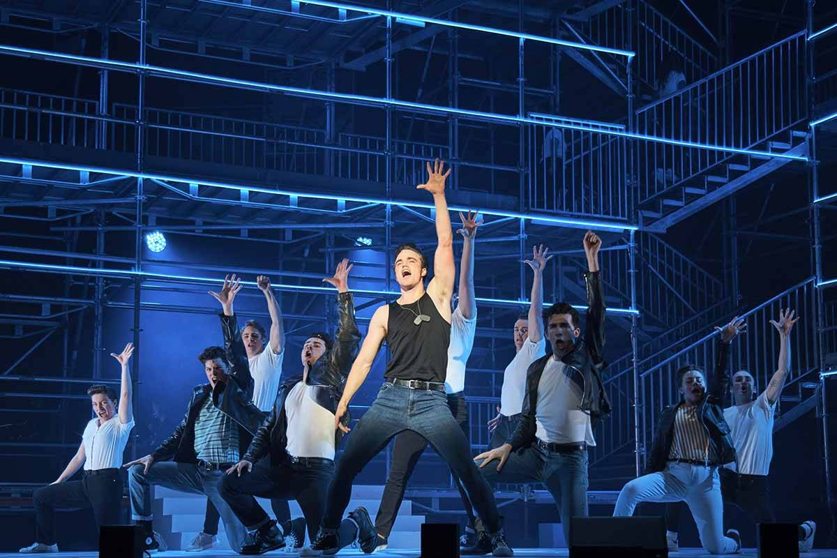 Article image for Grease is the word for Queensland's new generation of theatre starson QPAC stage