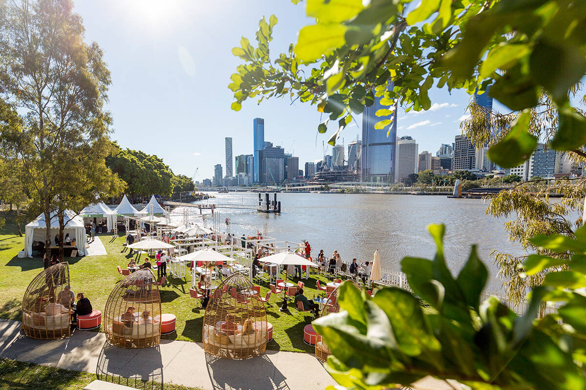 Article image for No passport required: Renowned chefs come together to bring world flavours to South Bank